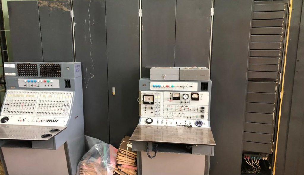 Координатная телефонная станция